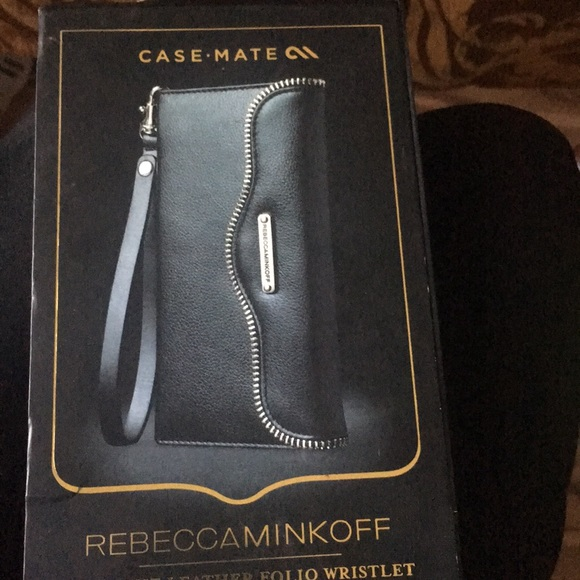detailed look 8ed1a 4815b Rebecca minkoff iphone 6 plus case new